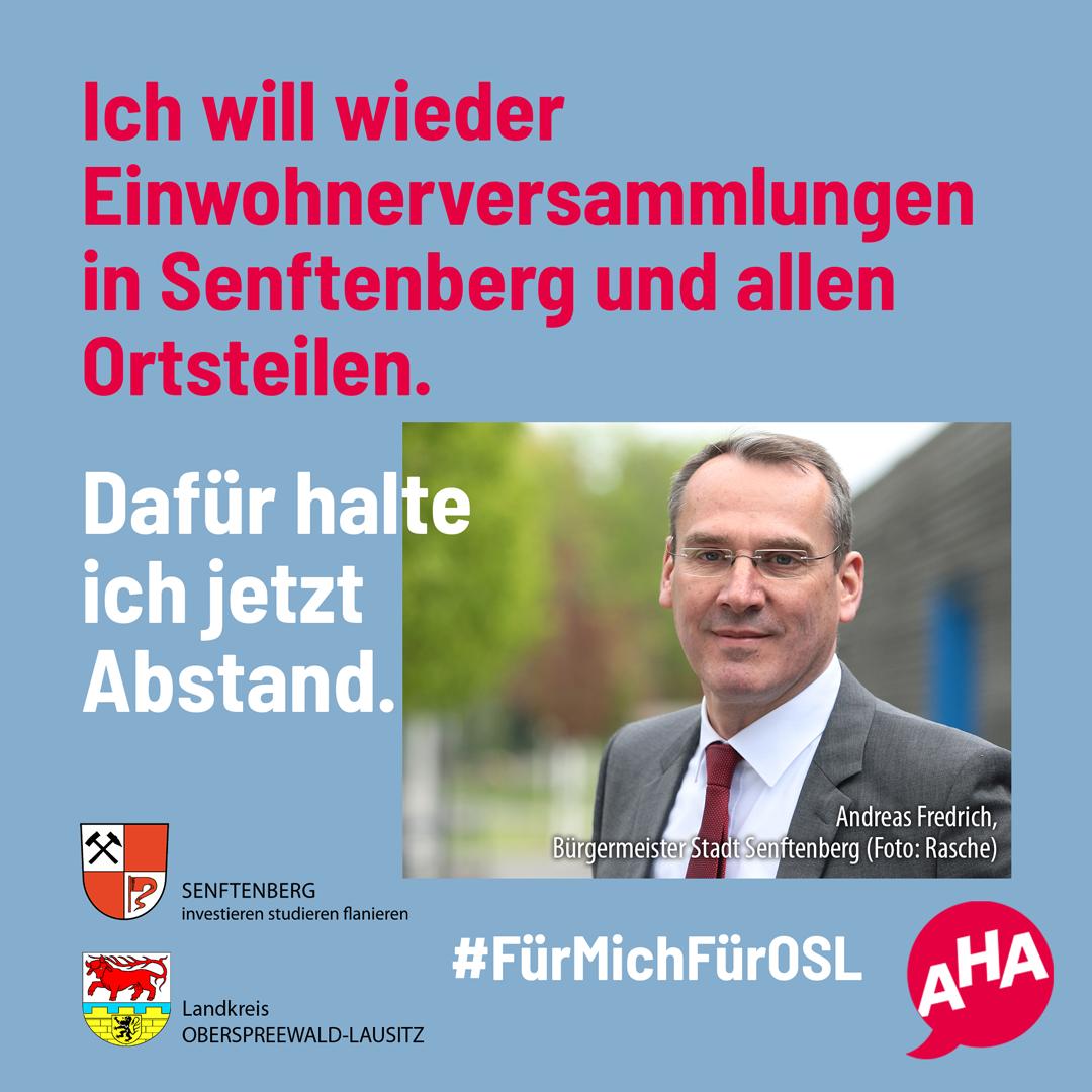 #fürmichfürosl - Senftenberg