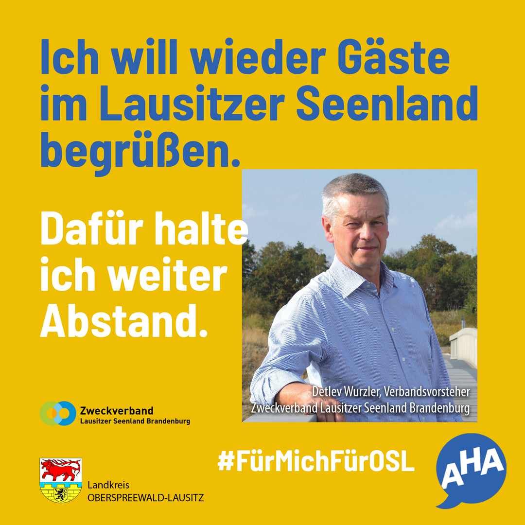 #fürmichfürosl - Zweckverband Lausitzer Seenland