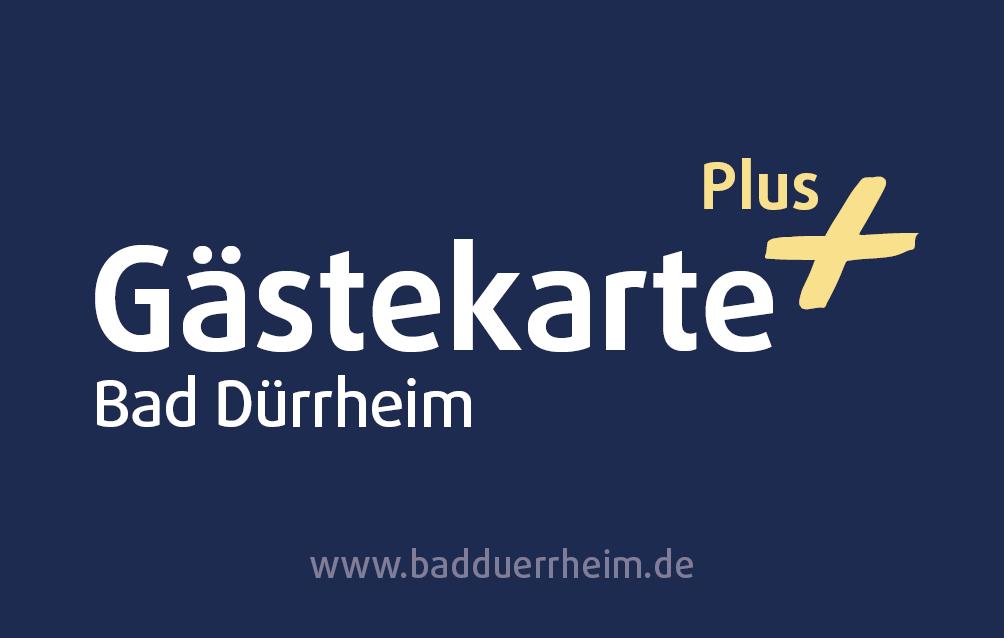 Gästekarte Bad Dürrheim