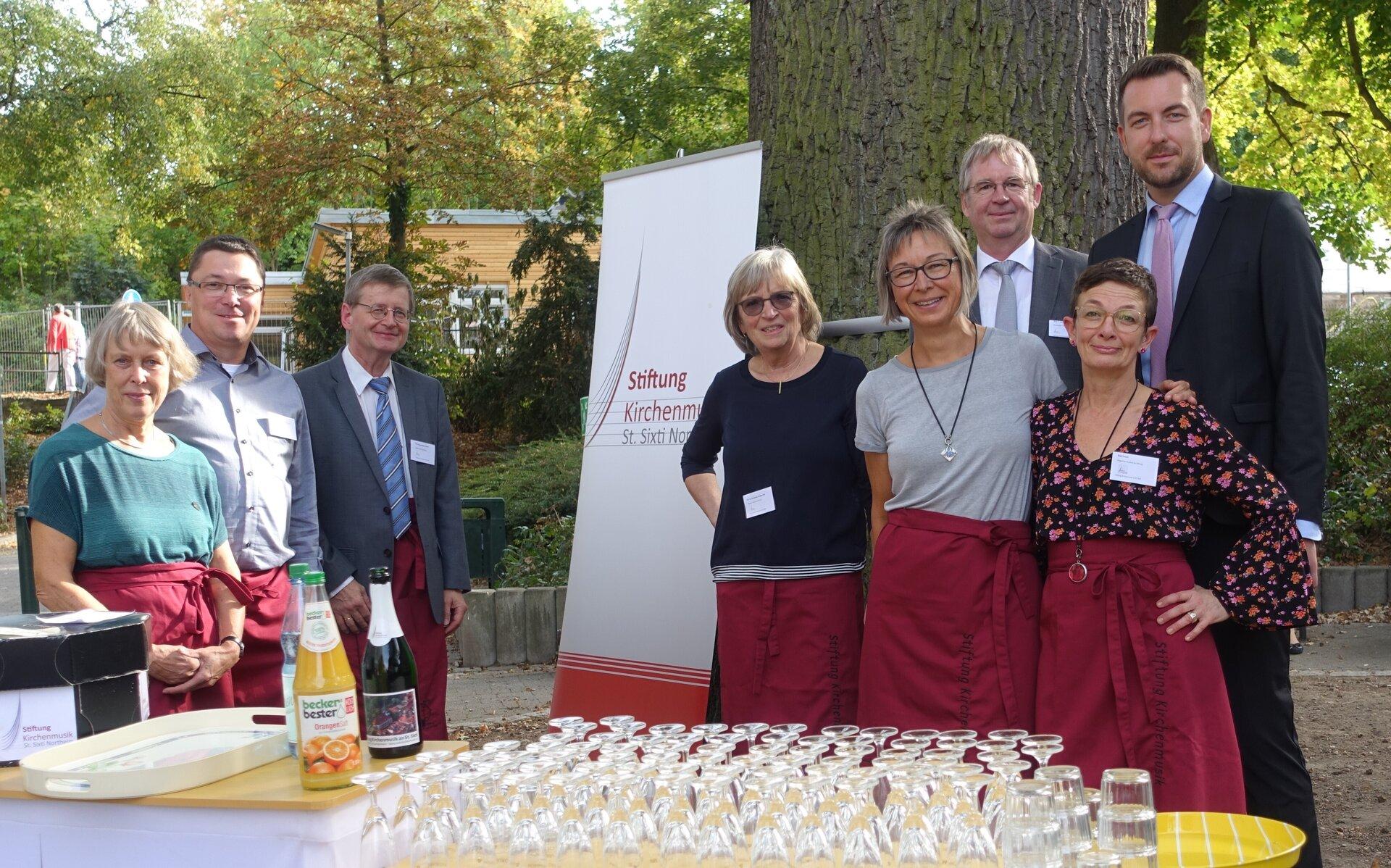 Stiftung Kirchenmusik an St. Sixti