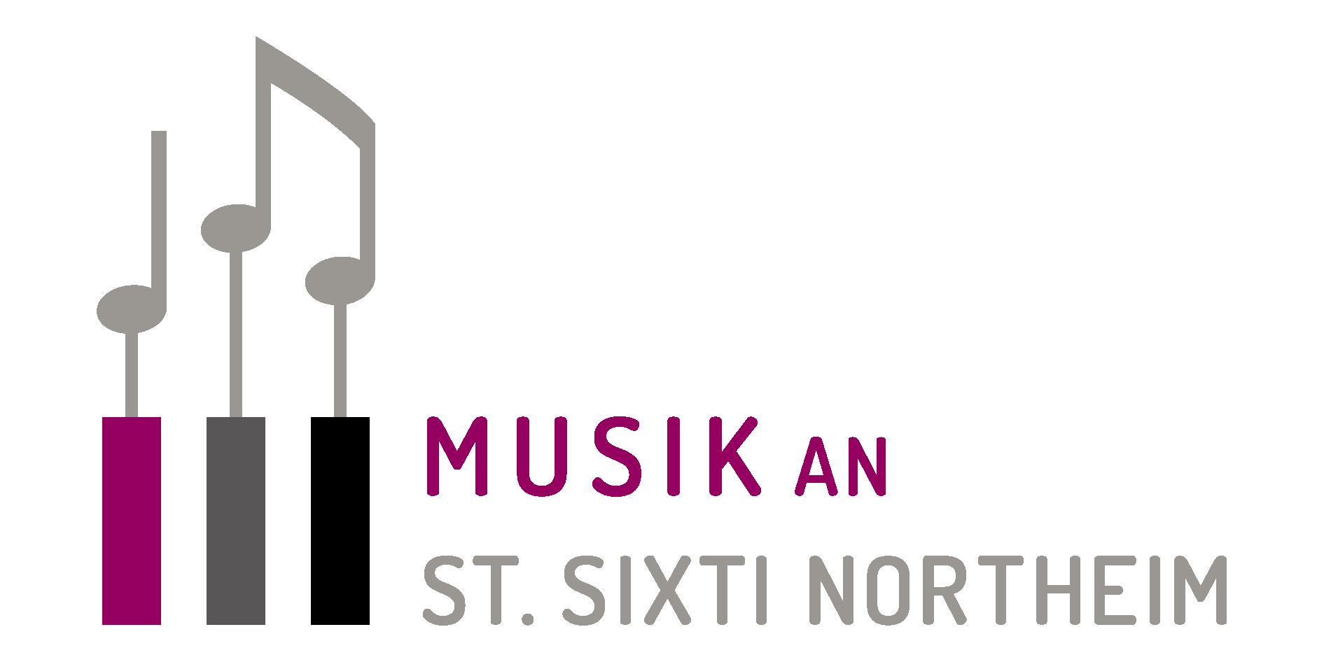 Musik an St. Sixti Logo