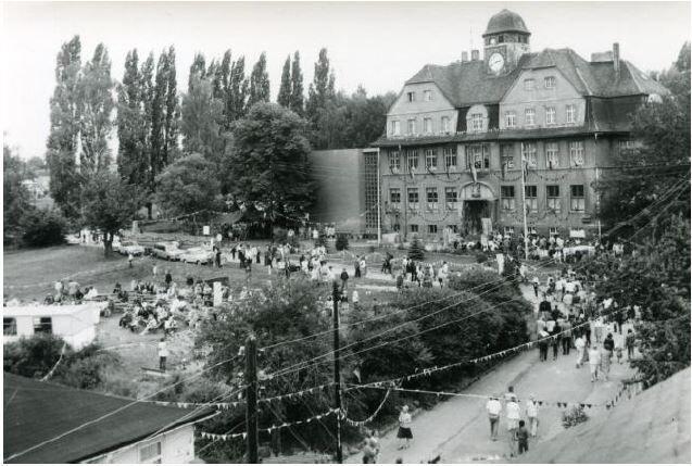 Schul- und Heimatfest 1986