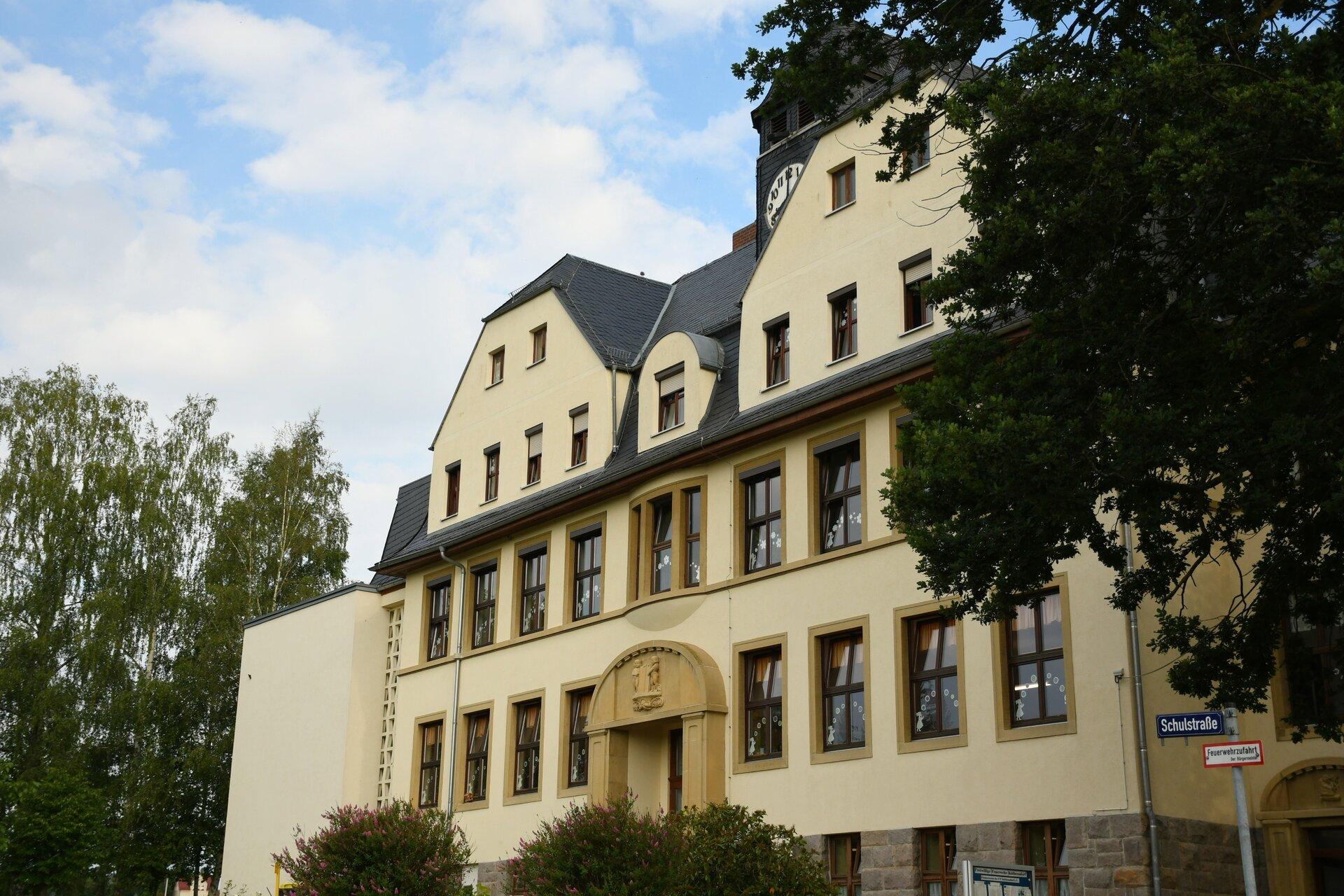 Schulgebäude 2020
