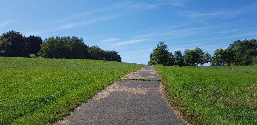 Weg zur Schule