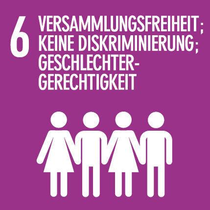 keine Diskriminierung