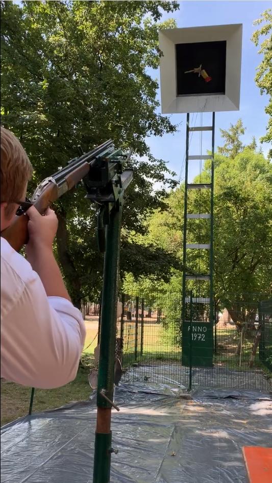 Findet das Schützenfest 2021 mit Vogelschießen statt? Die Zeit wird es zeigen. Foto: Andreas Leveling