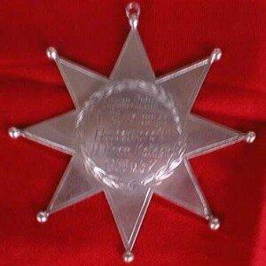 Prinzenplakette 1956-1957