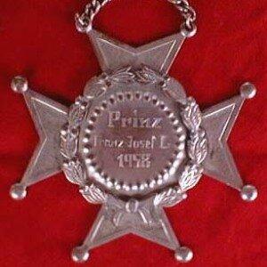 Prinzenplakette 1958-1959