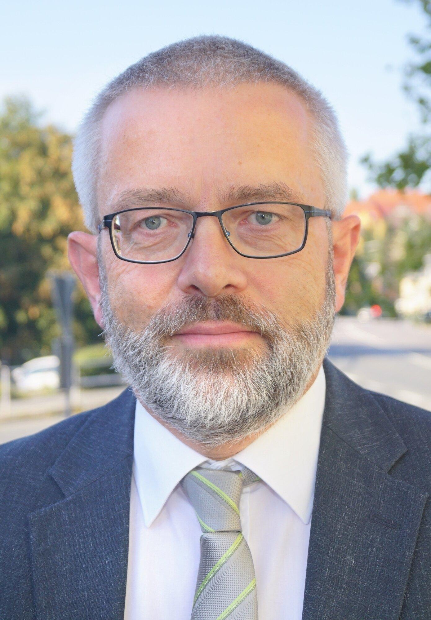Bürgermeister Stefan Feustel (c) A. Wohland