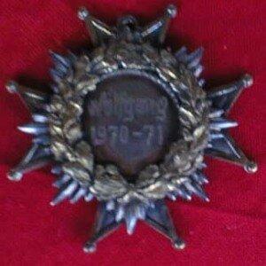 Prinzenplakette 1970-1971