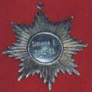 Prinzenplakette 1982-1983
