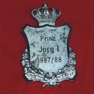 Prinzenplakette 1987-1988