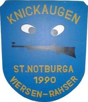 Knickaugen