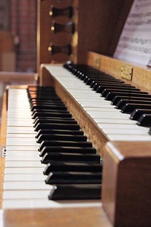 Orgel Klosterkirche