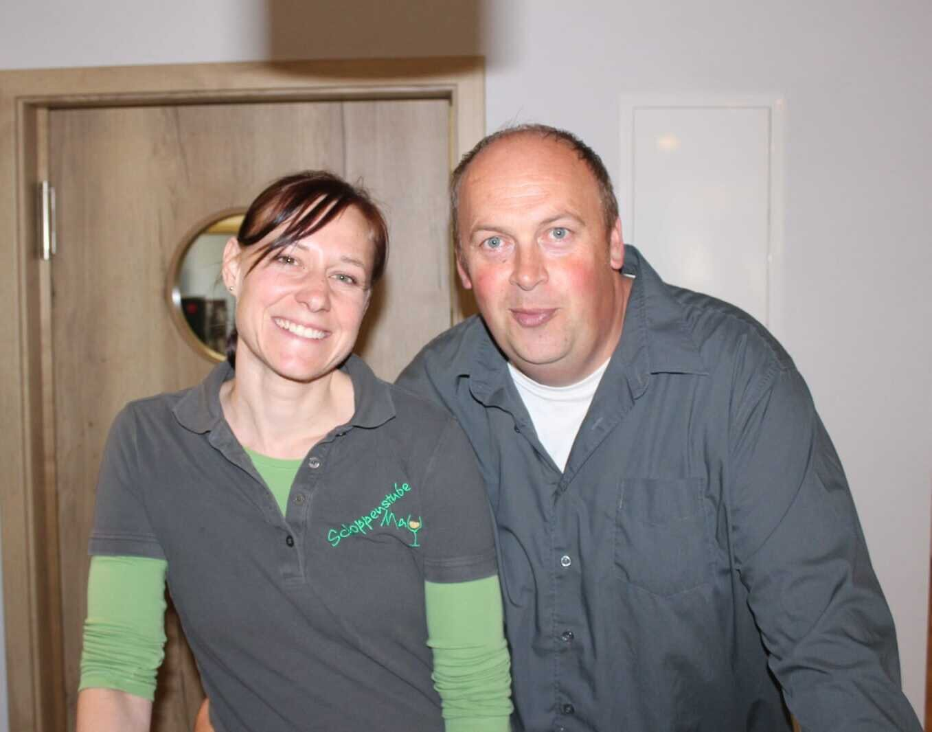 Wir > Friedrich und Nicole May