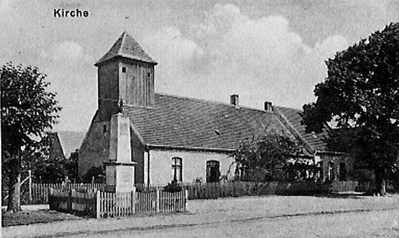 Kirche Damals