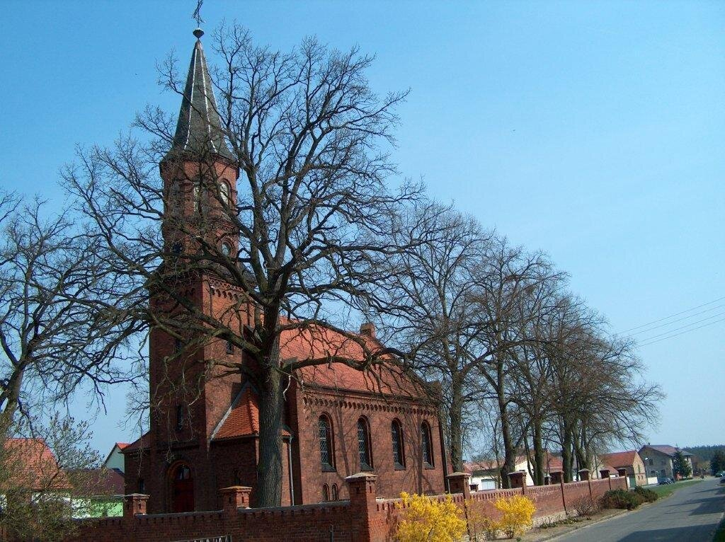 Kirche Damelang
