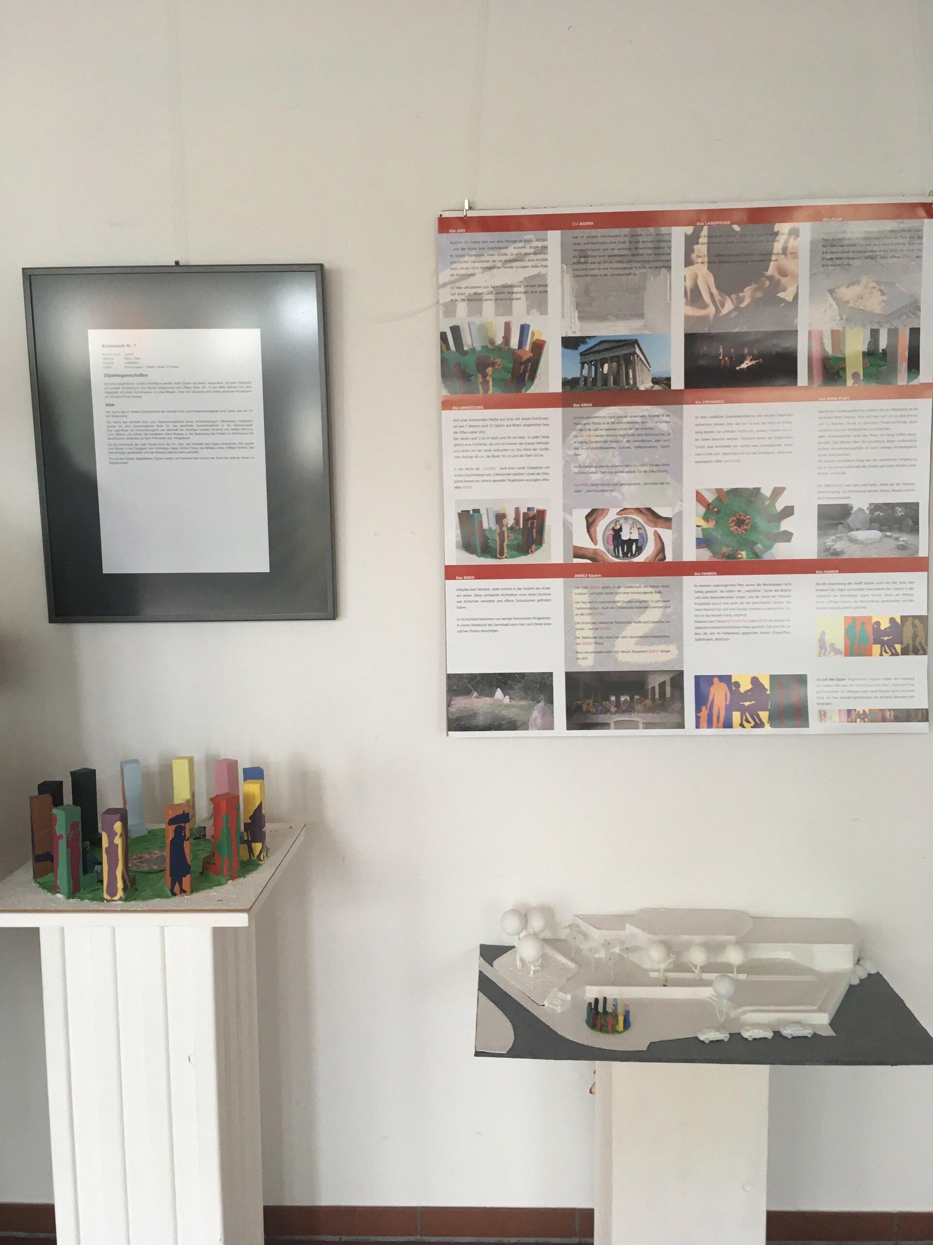 Ausstellung - Kunstwerk für Bischofsheim