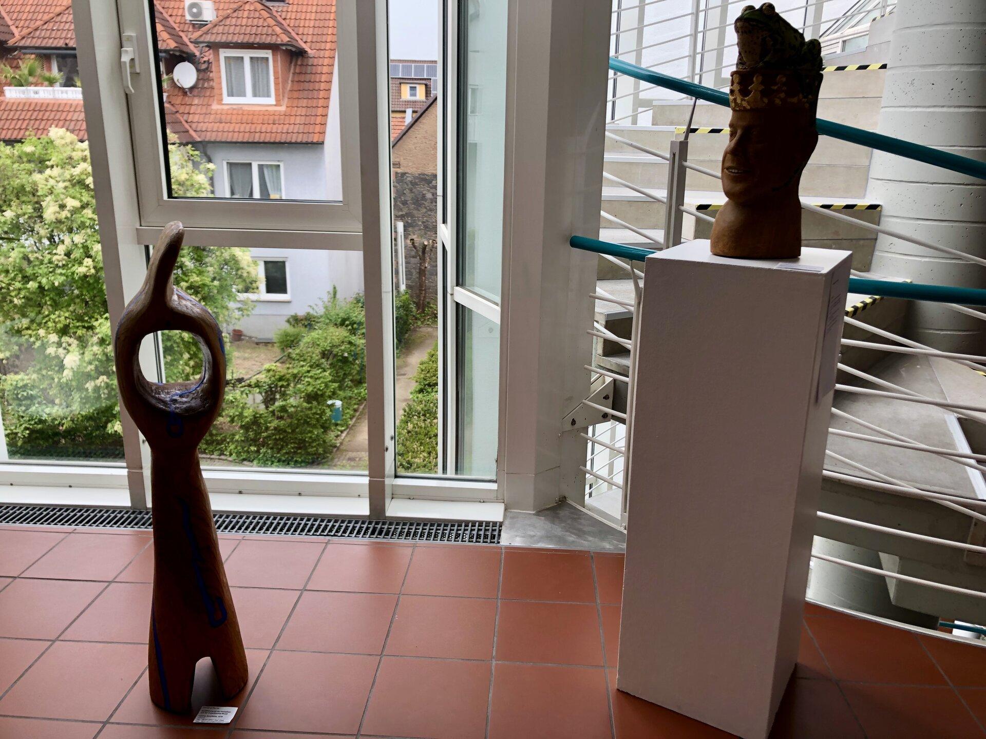 Ausstellung - Künstlergruppe Freigehege