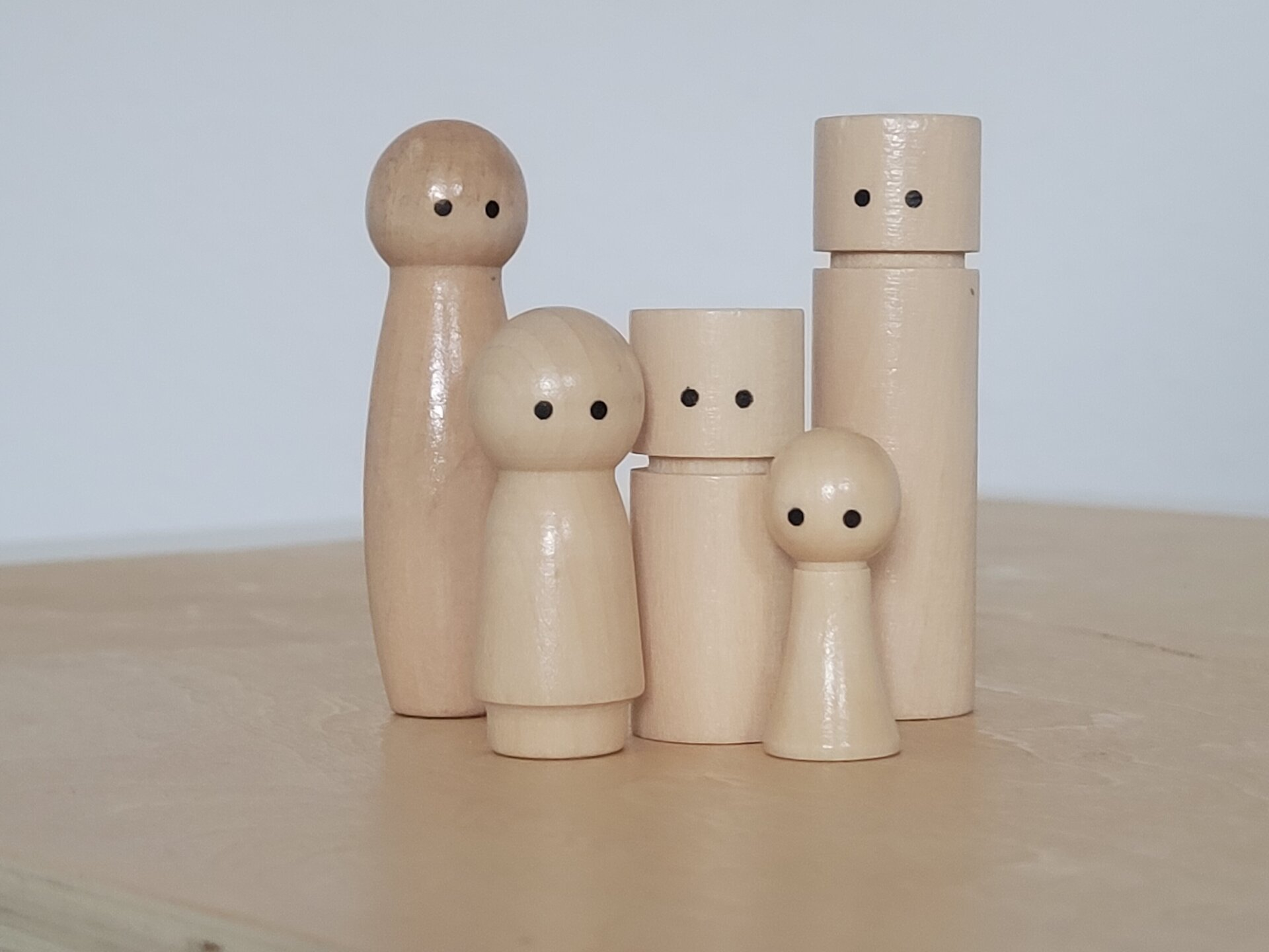 Abbild Familie