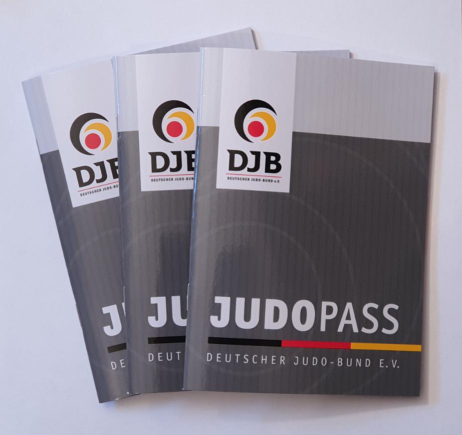 DJB JUDOPASS