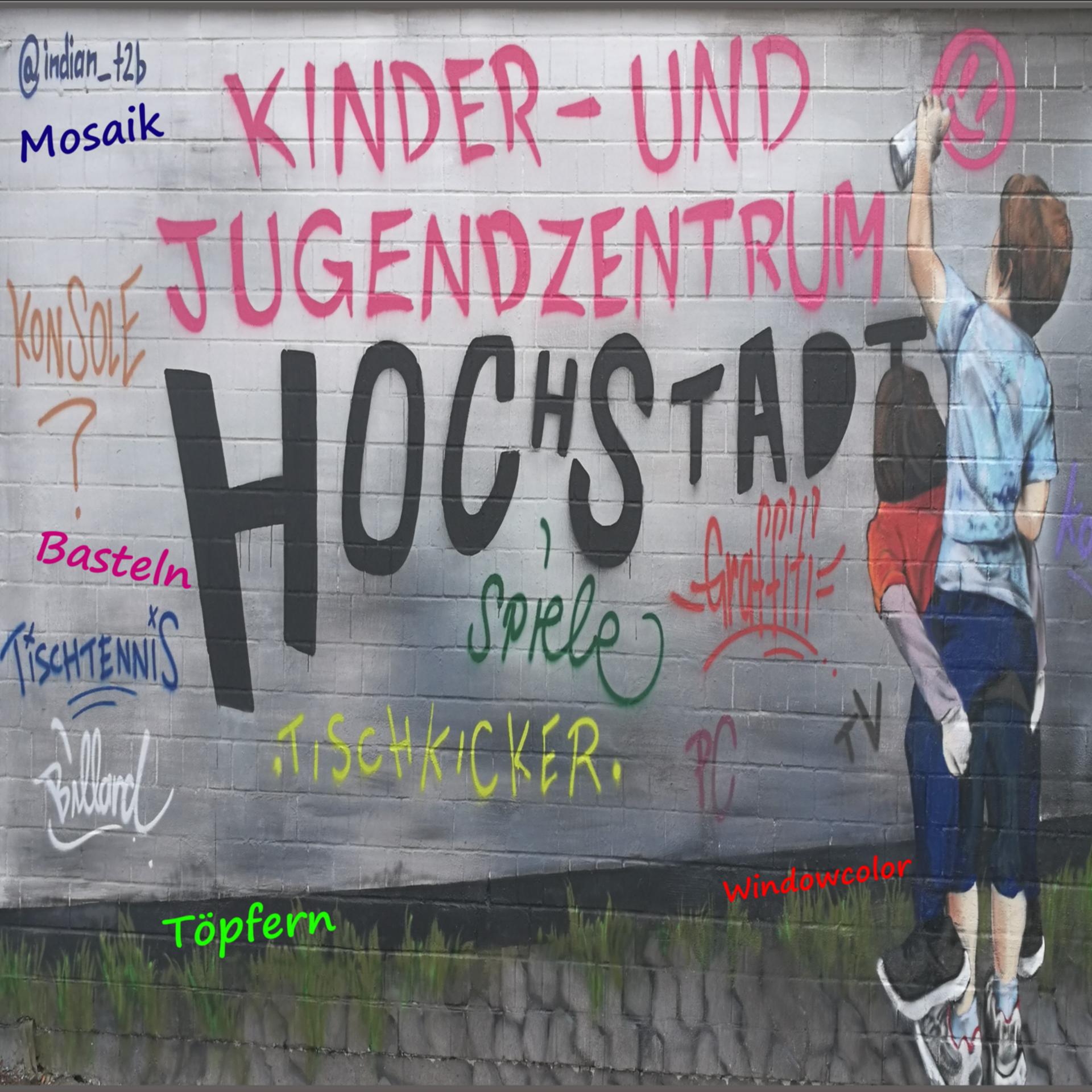 Evangelisches JUZ Hochstadt
