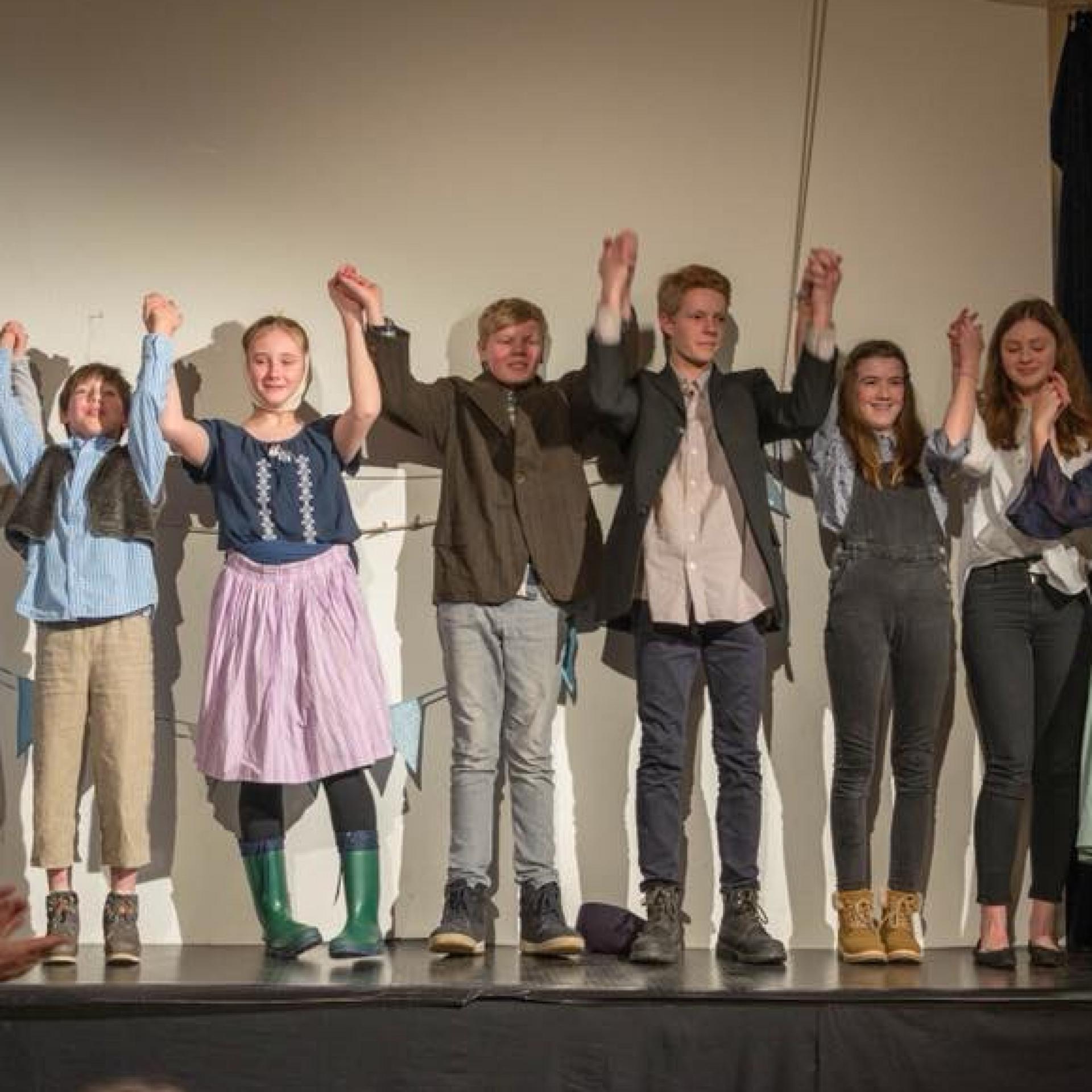 Evangelisches JUZ Wachenbuchen - Junges Theater