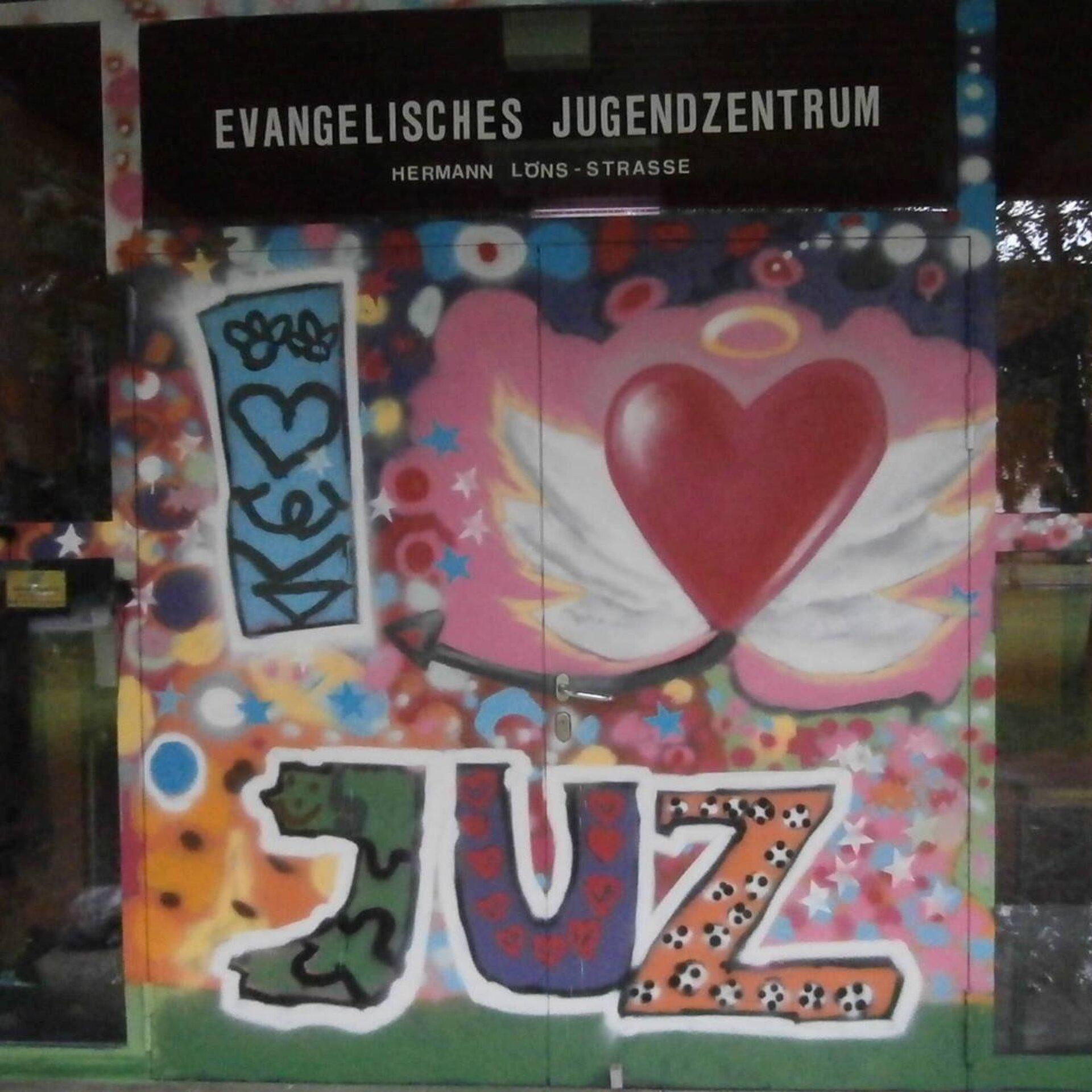 Evangelisches JUZ Dörnigheim