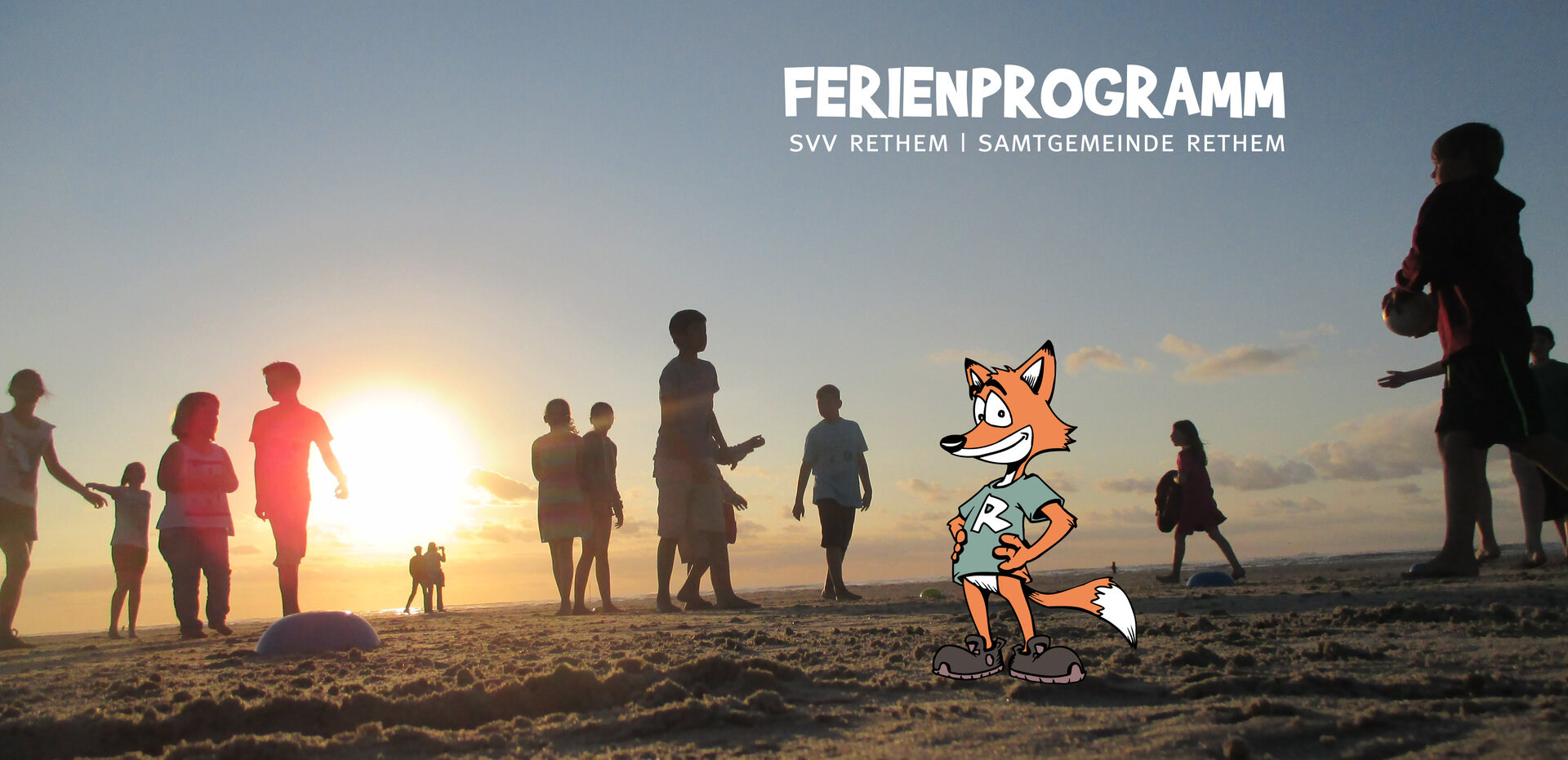 Banner Ferienfreizeit 2021