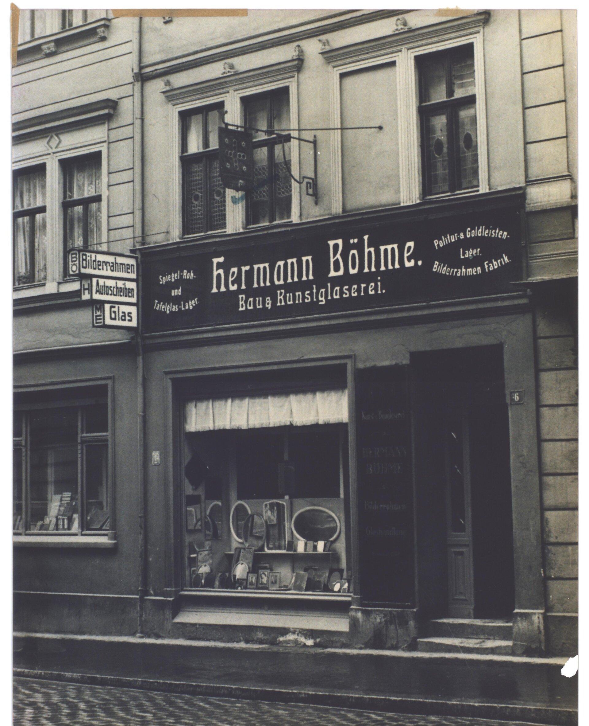 Ladengeschäft in Magdeburg