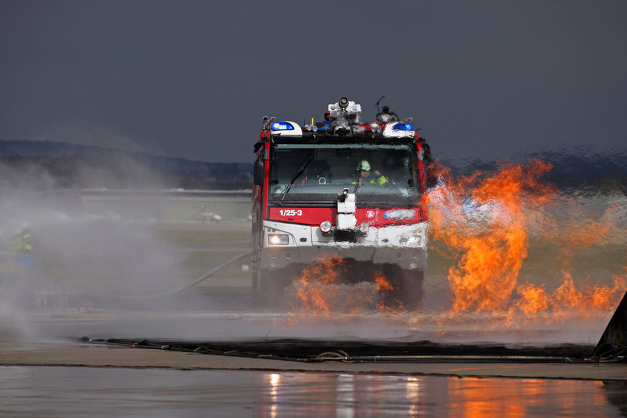 Flughafenfeuerwehr Stuttgart