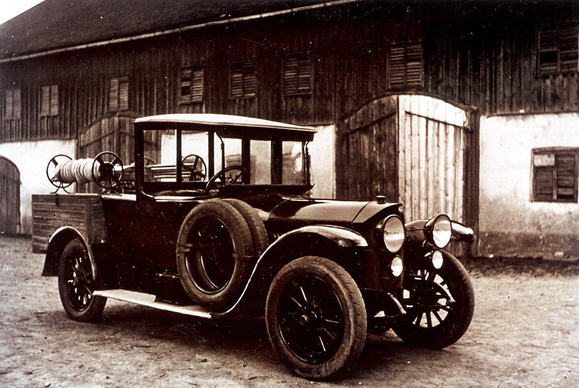 Benz Typ18