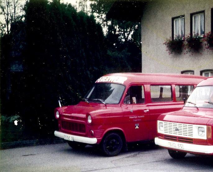 MZF Ford Transit Bj. 1975
