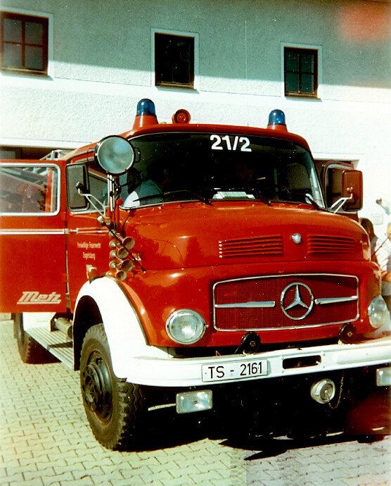 TLF16 Mercedes Bj. 1974