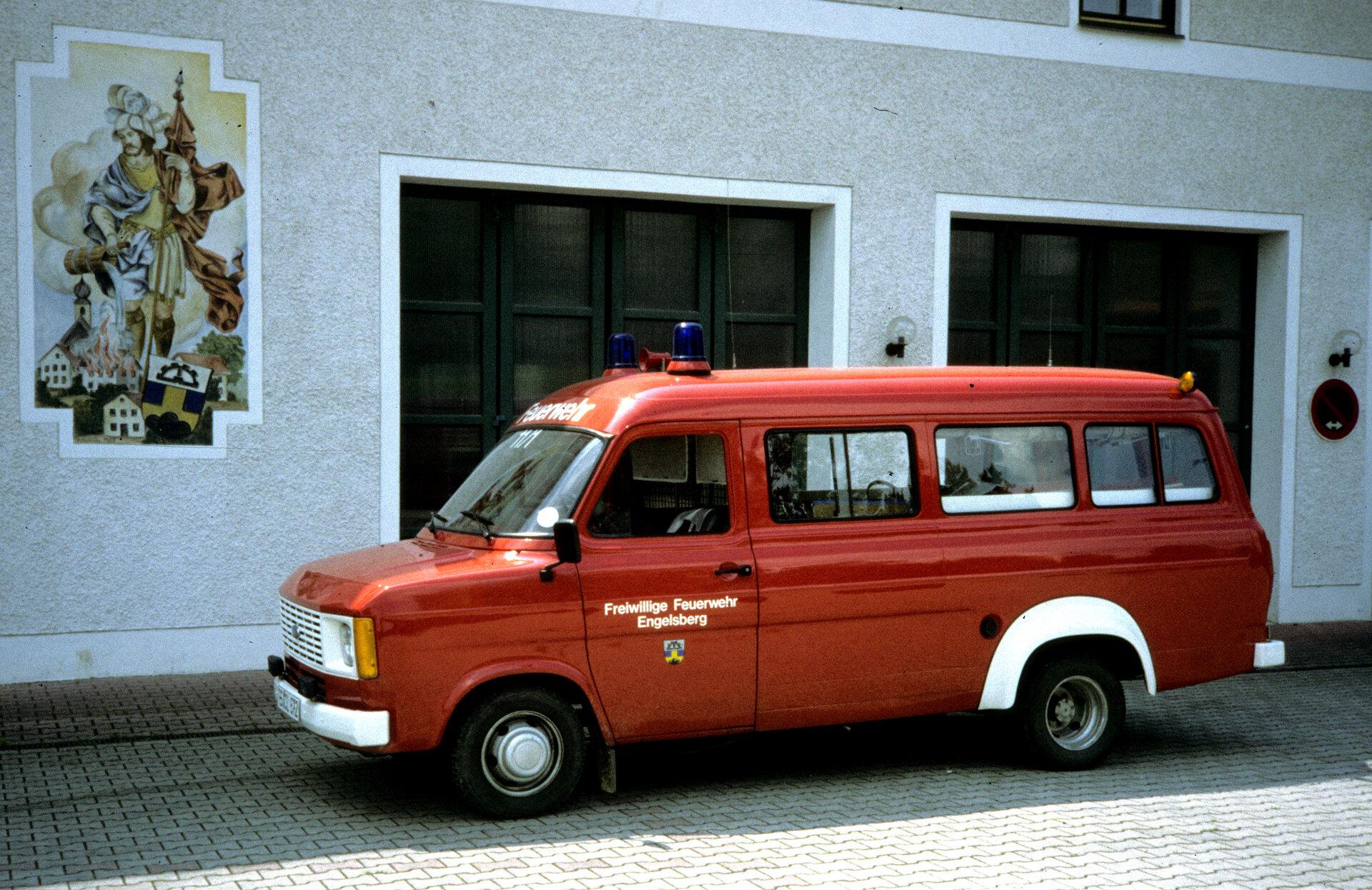 MZF Ford Transit Bj. 1986