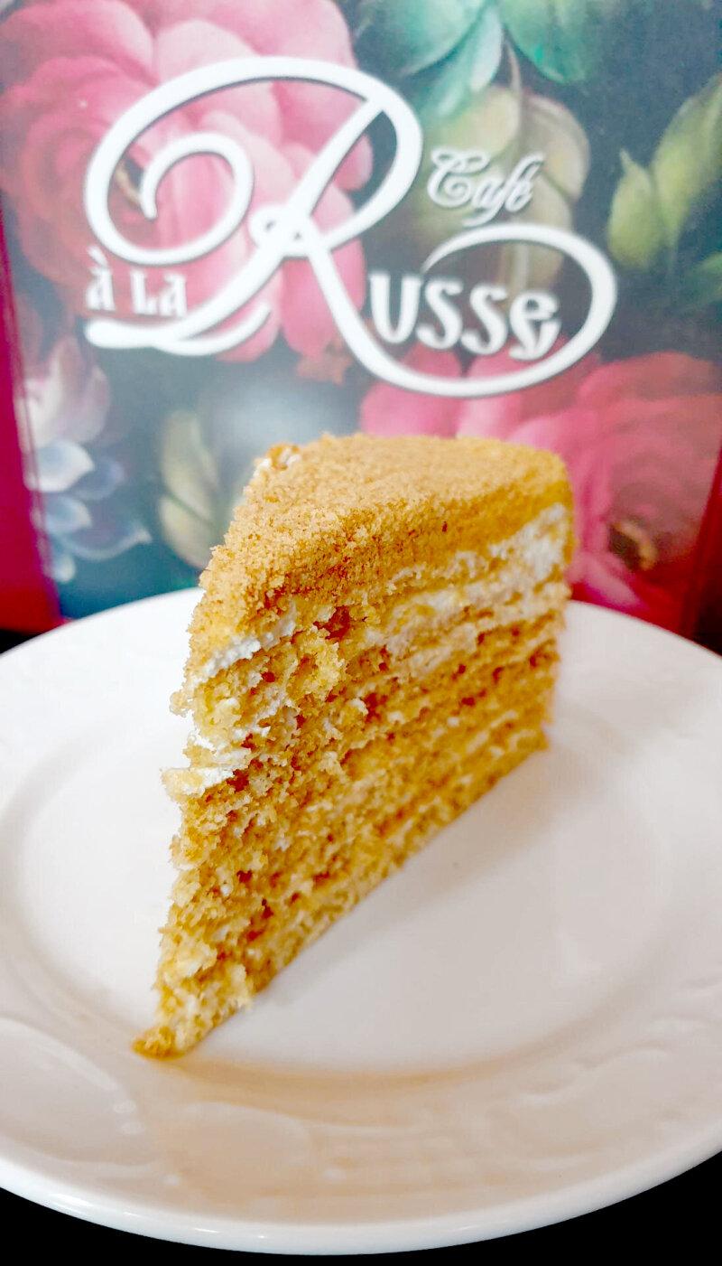 Cafe la Russe