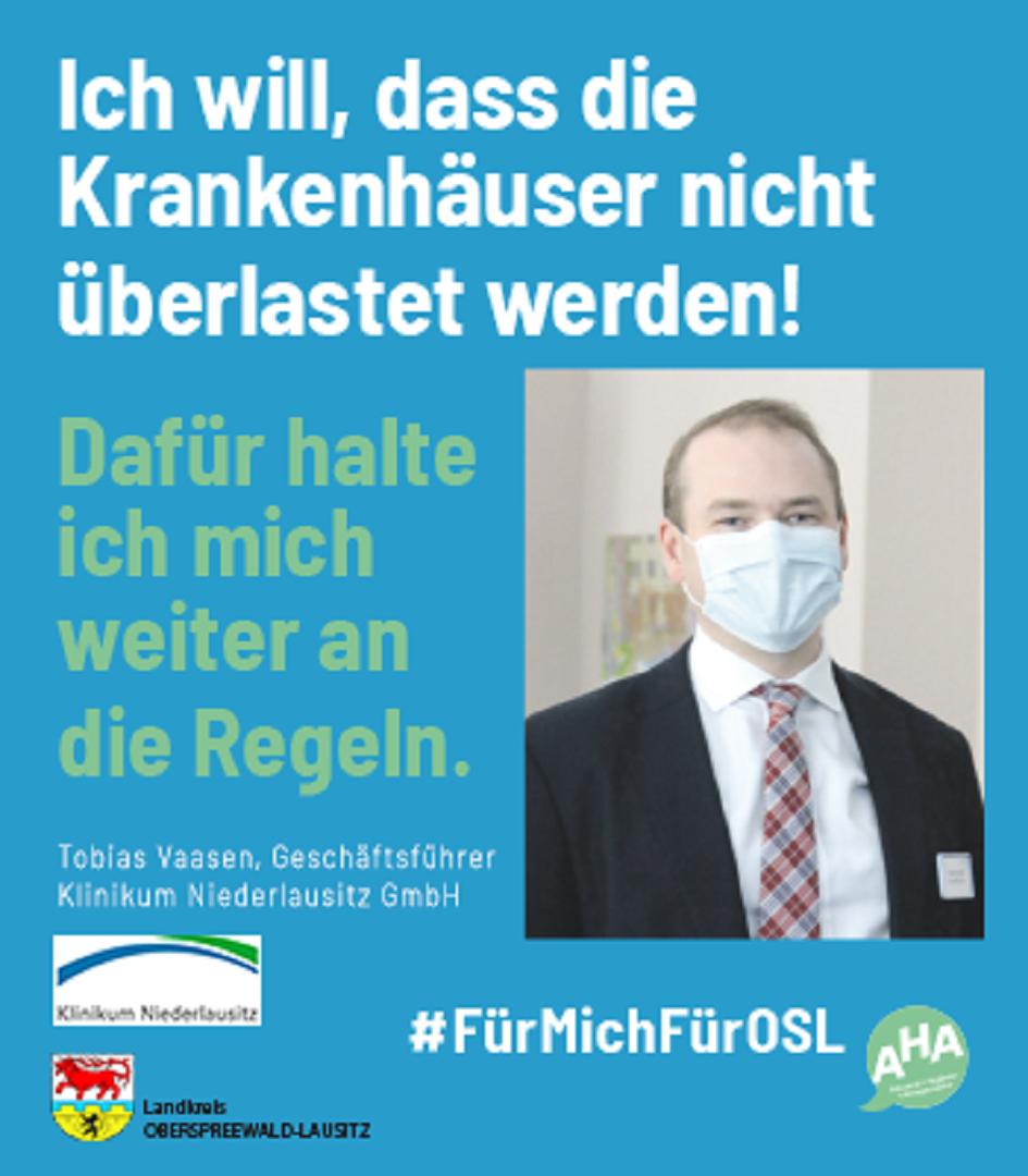 #fürmichfürosl - Klinikum Niederlausitz