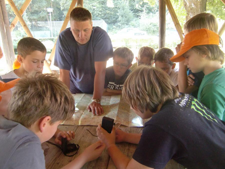 Erste-Hilfe Outdoorcamp