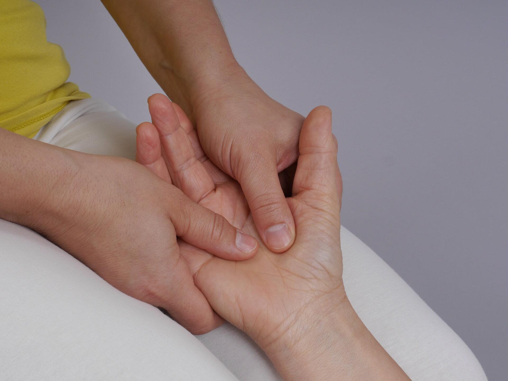 Shiatsu Hand