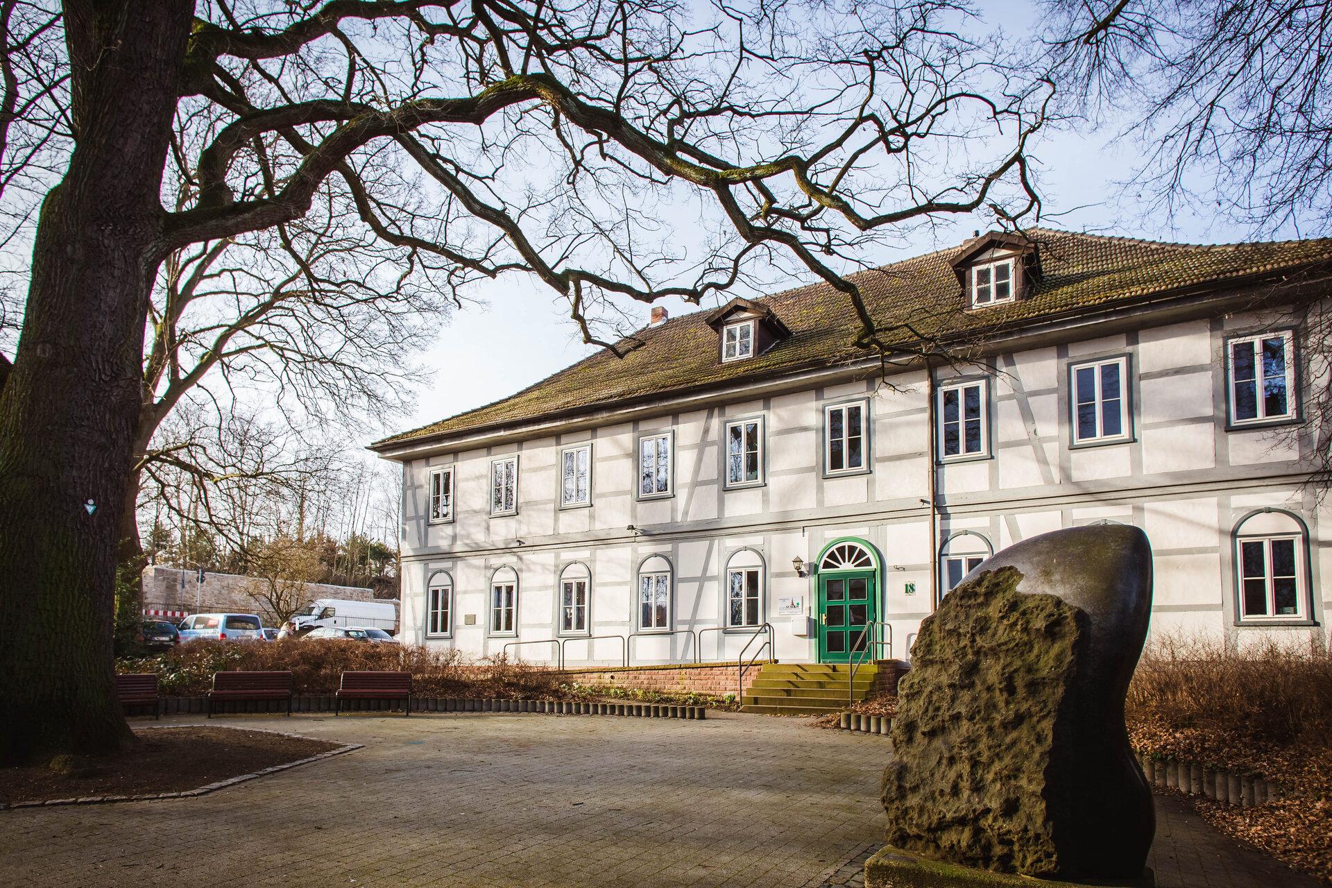 Gemeindehaus St. Sixti (Foto: Wiebke Ostermeier)