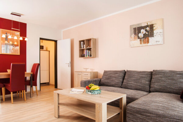 Unser Komfort Apartment