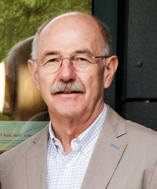 Lutz Dirks, stellvertretender Vorsitzender des Mütter- und Familienzentrum Huchting e.V.