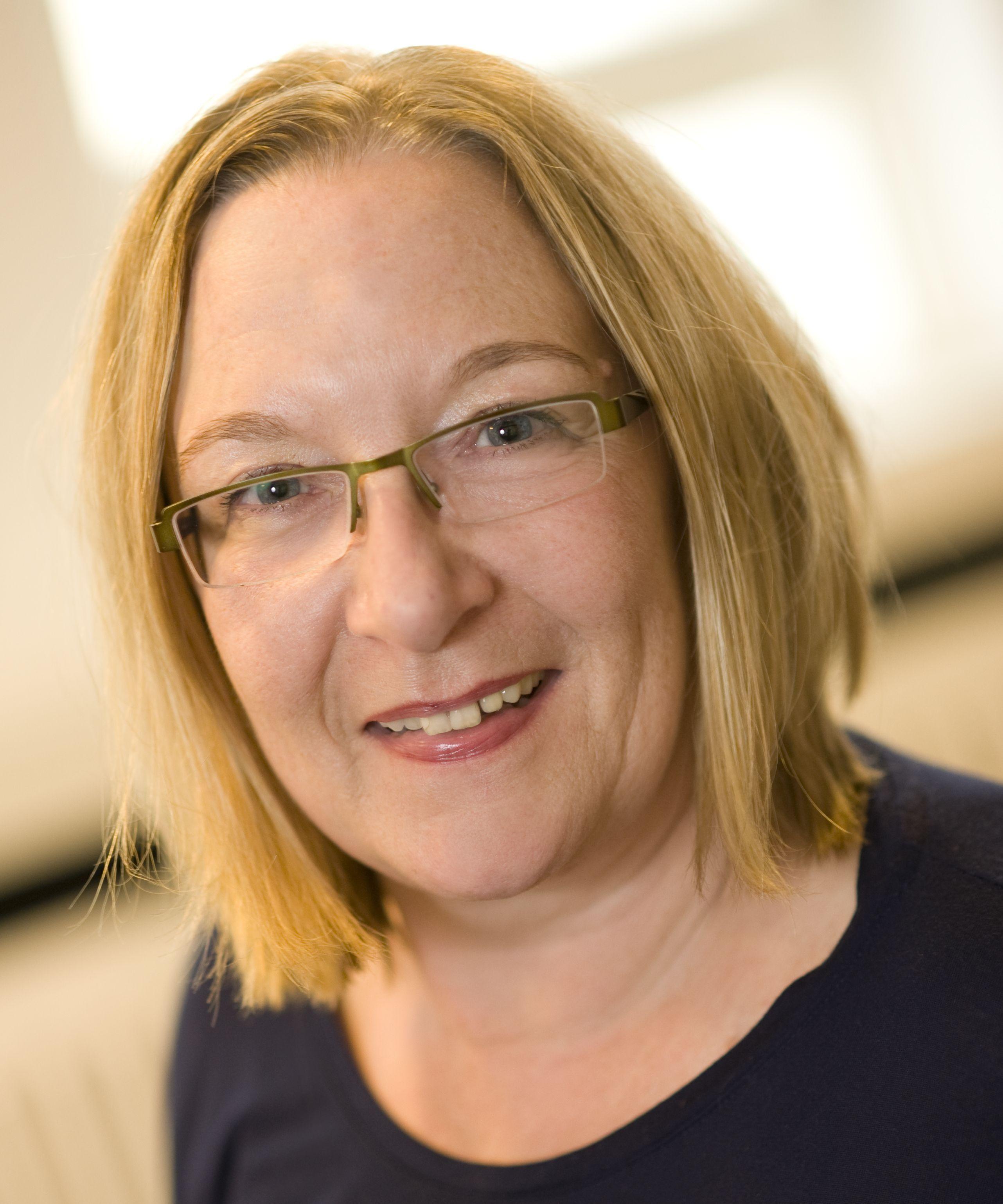 Verena Behrens, Geschäftsführerin des Mütter- und Familienzentrum Huchting e.V.
