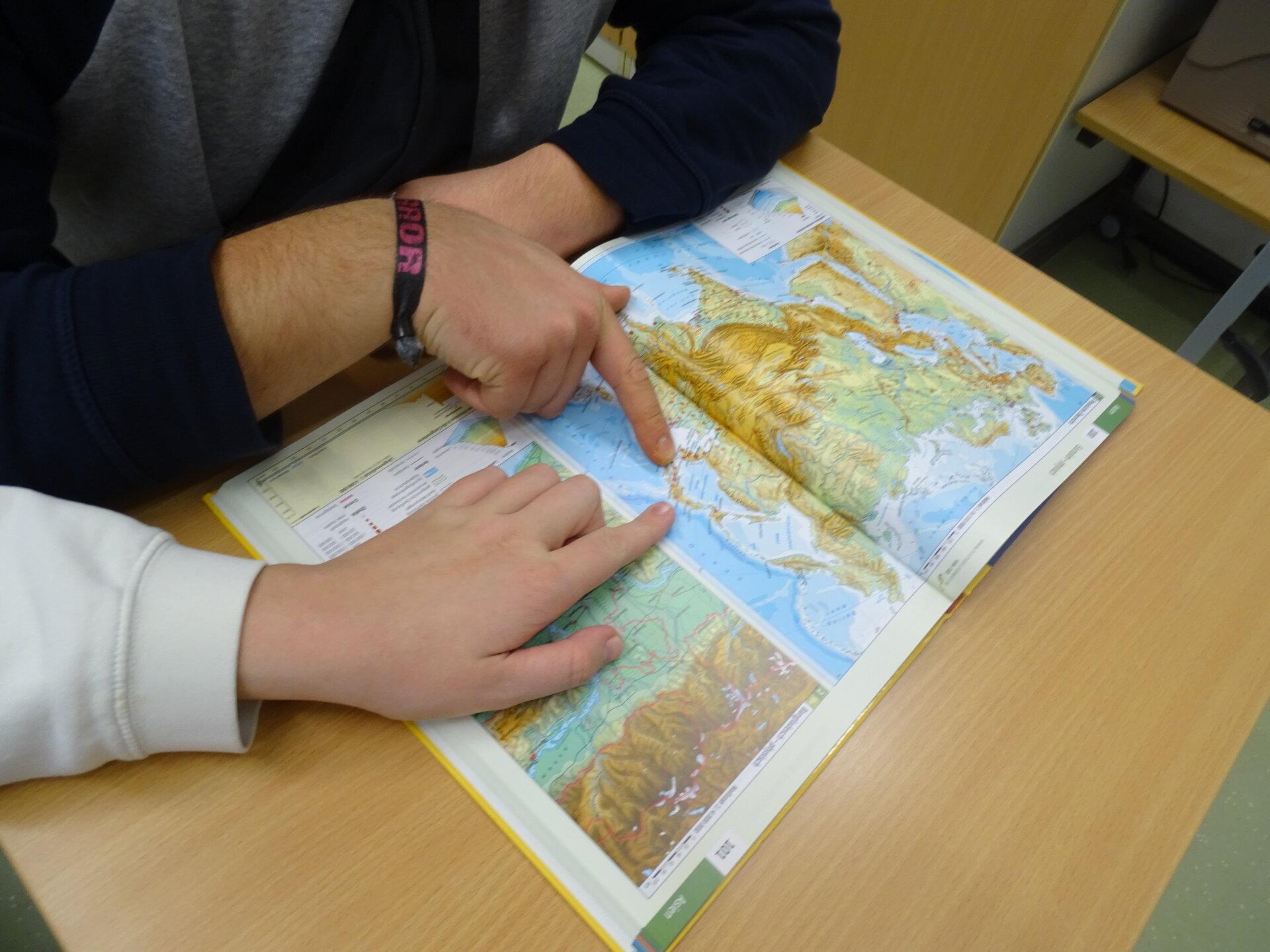Unterricht-Geografie
