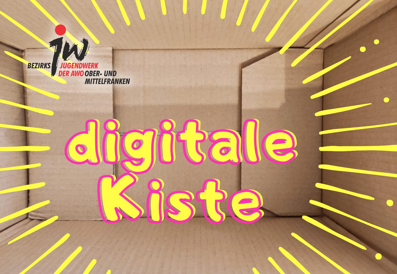 digitale Kiste