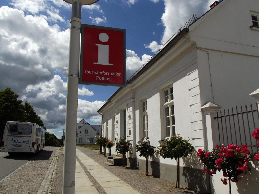 Tourist-Info Putbus