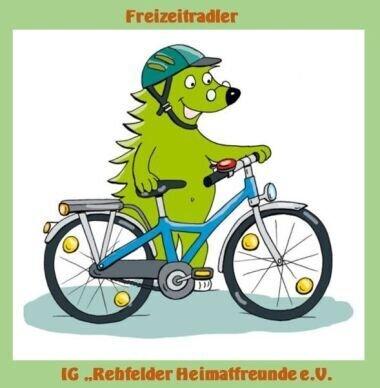 Logo der Freizeitradler