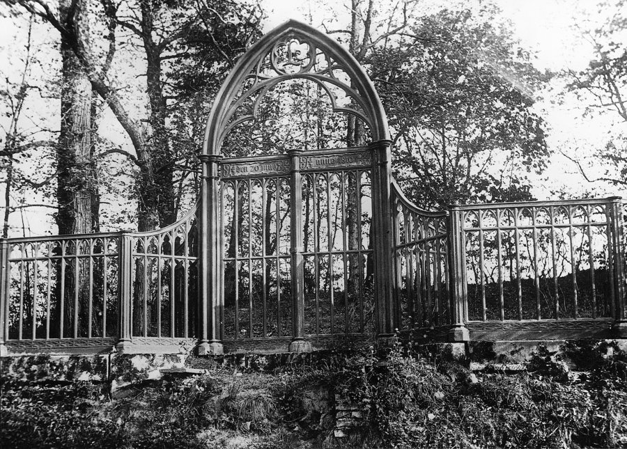 Luisenpforte, Foto ca. 1910