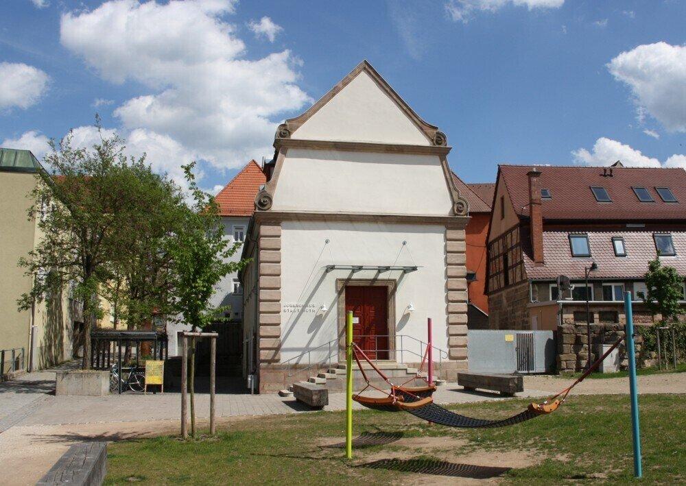 Jugendhaus - Außenansicht
