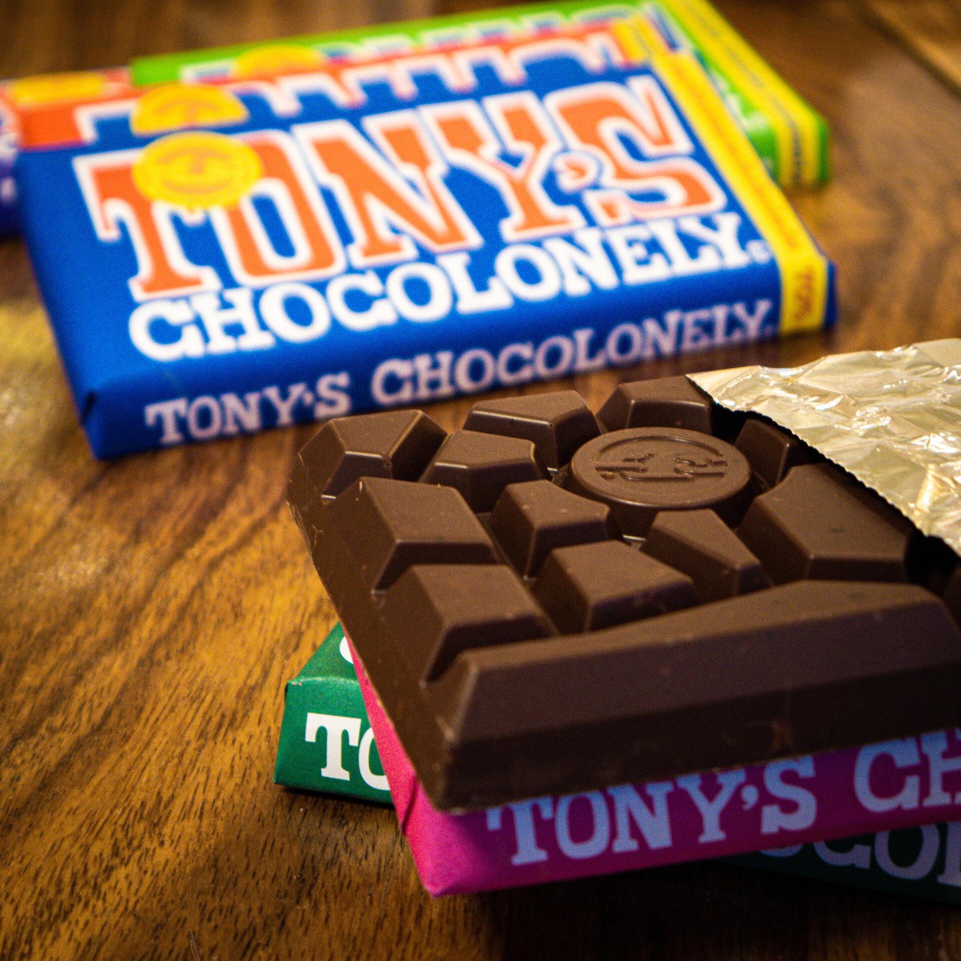Foto von Tony's Chocolonely